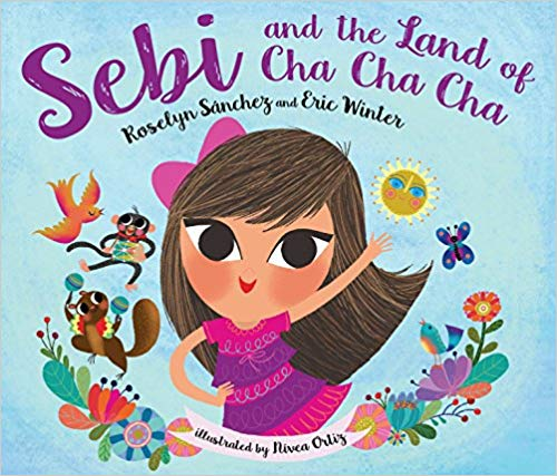 'Sebi and the Land of Cha Cha Cha' cover