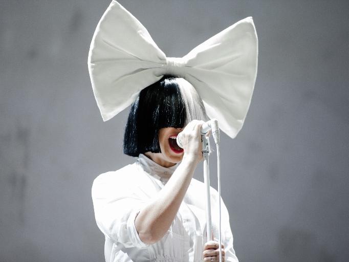 Celebs Who Struggled With Addiction: Sia