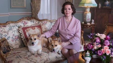 Olivia Colman in Netflix's 'The Crown.'
