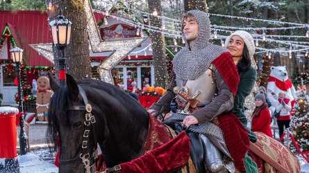 'The Knight Before Christmas' Still