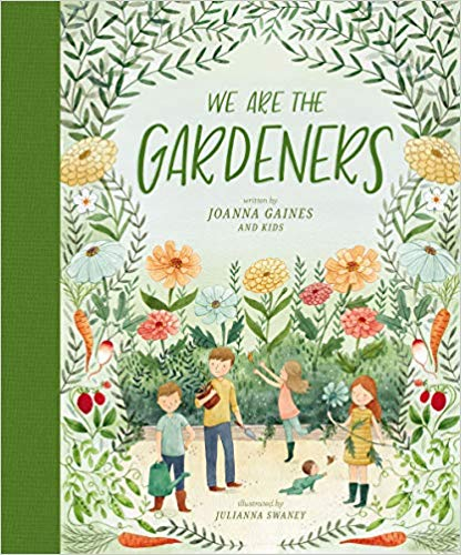'We Are The Gardeners' cover