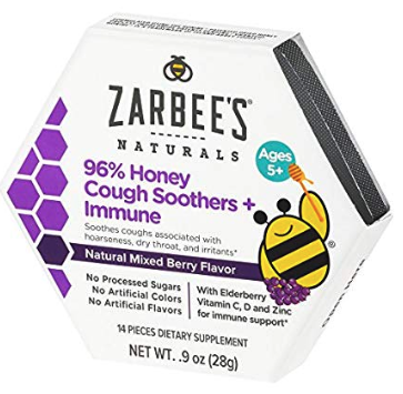 Zarbees-Naturals-96-Honey-Cough-Soothers