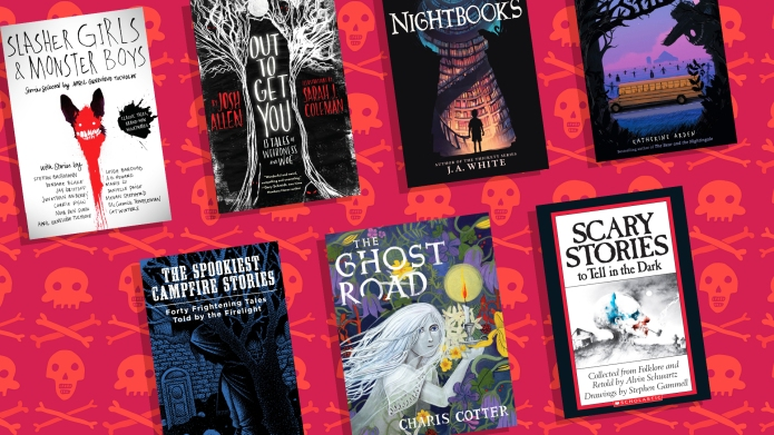 Scary Halloween books for older kids