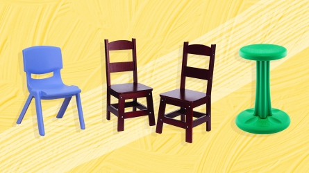 kids' desk chairs