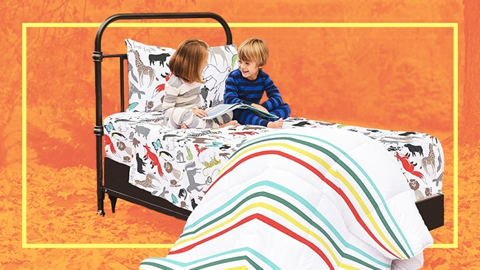 Adorable Kids Sheets That Will Keep Your Child Snug Through the Night