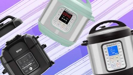 Instant Pot pressure cookers
