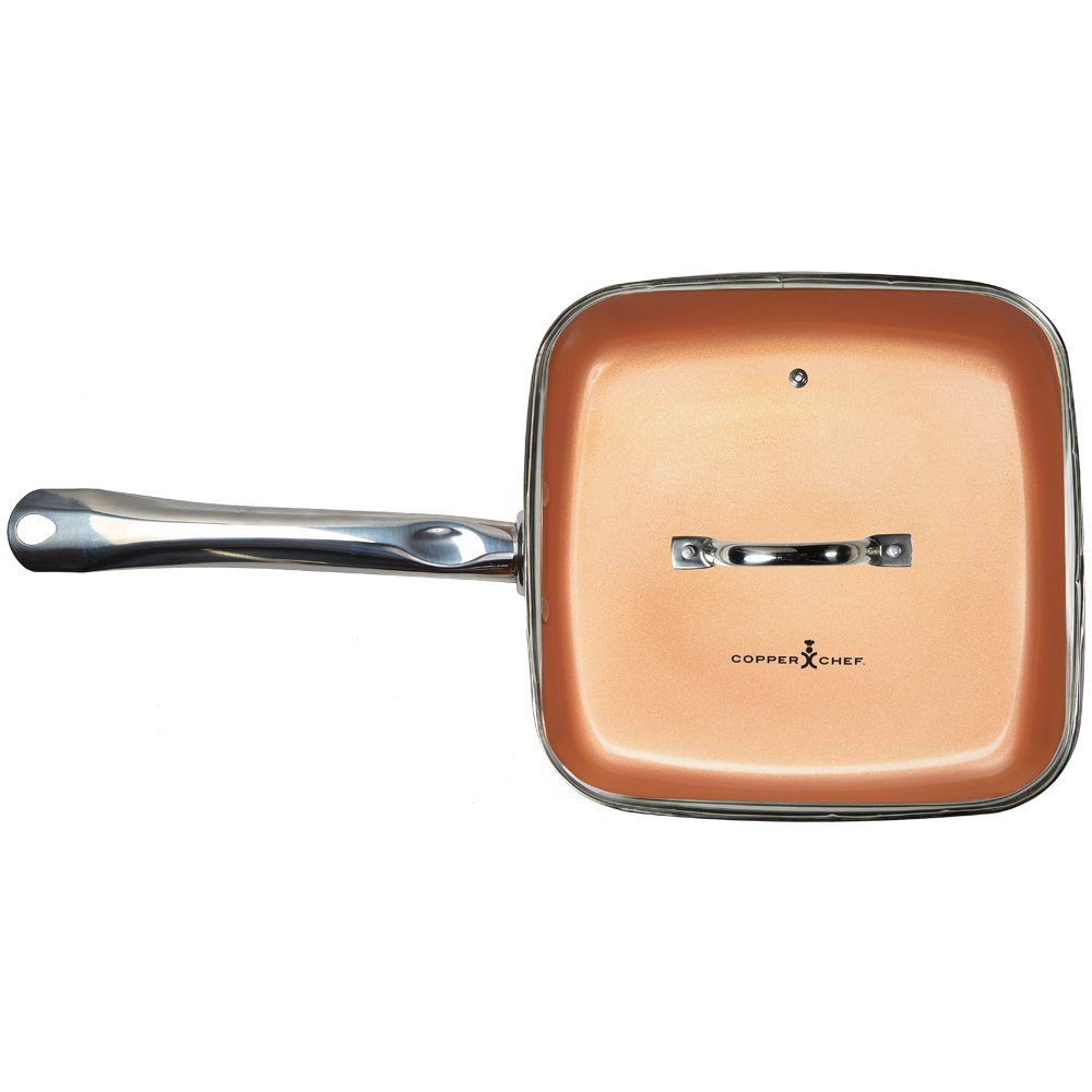 copper frying pan review, copper skillet