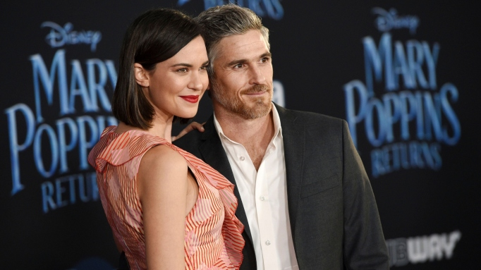 Odette & Dave Annable.