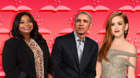 Octavia Spencer, Barack Obama, Isla Fisher