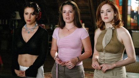 The original 'Charmed' stars on The