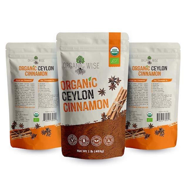 cinnamon-organic-wise