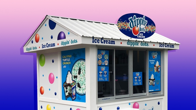 Everywhere Your Kid Can Get Free Stuff on Their Birthday: Dippin' Dots