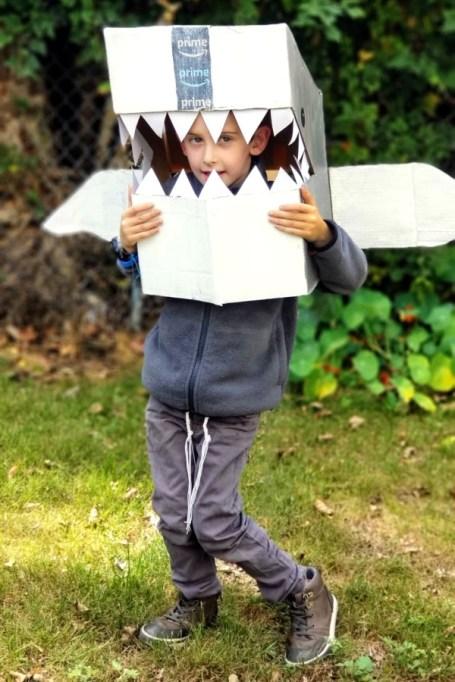 Shark Boxtume.