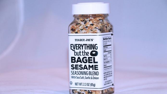 Everything But The Bagel Seasoning Trader