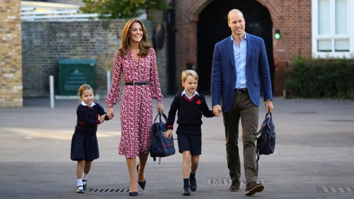 Aww: Kate Middleton & Prince William