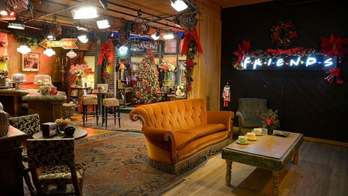 Friends Central Perk
