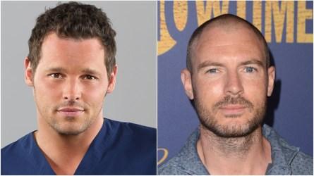 'Grey's' Star Alex Karev; Richard Flood.