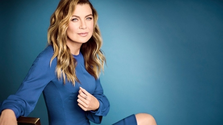 'Grey's Anatomy' star Ellen Pompeo.