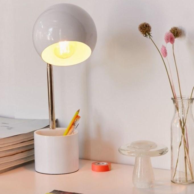 Gumball Storage Lamp.