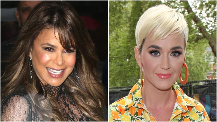 Paula Abdul; Katy Perry.