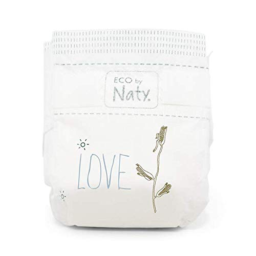 The Cutest Printed Diapers to Make Wiping Your Kids Butt a Little More Bearable: Eco by Naty