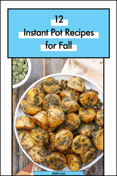 Fall Instant Pit Recipes