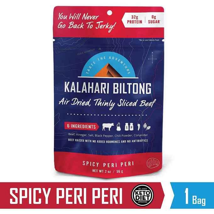 Kalahari Biltong Meat Snacks
