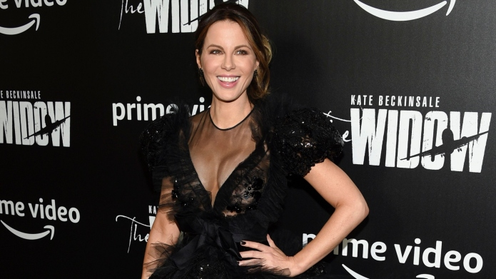 Kate Beckinsale Shares a Video of Her Extreme Flexibility, & Fans Think She's Part-'Gumby'