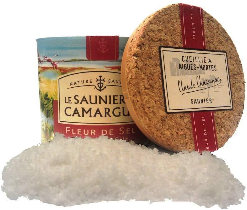 Le Saunier De Camargue Fleur De Sel Sea Salt