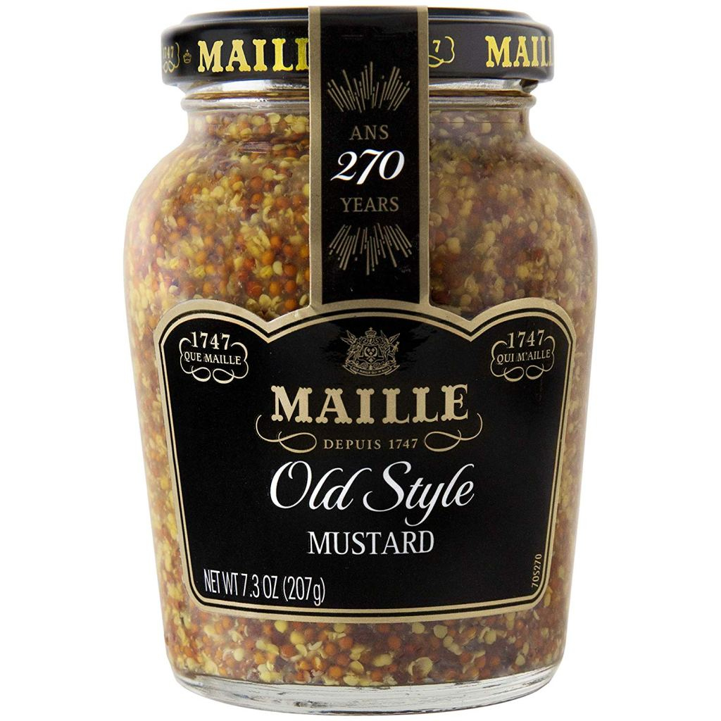 Maille Mustard, Old Style