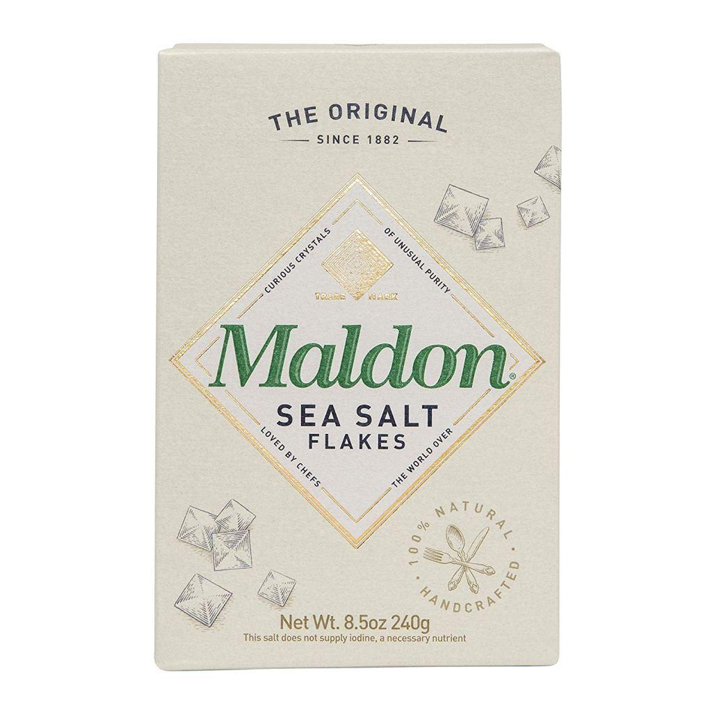 Maldon Salt Company Sea Salt Flakes