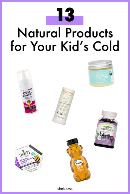 Natural Products for Cold Symptoms