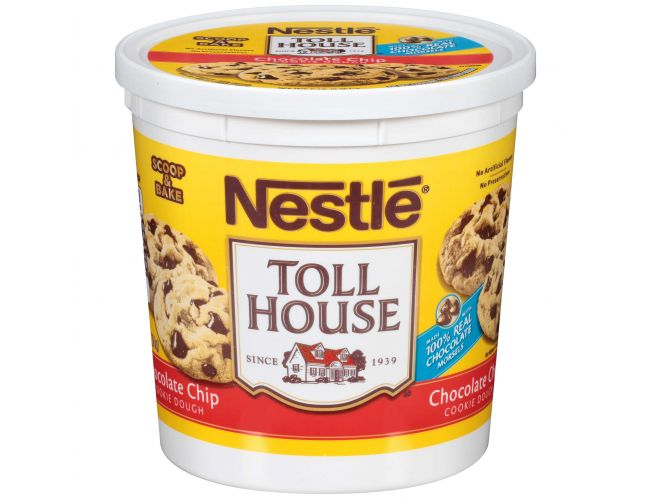 Nestlé cookie dough