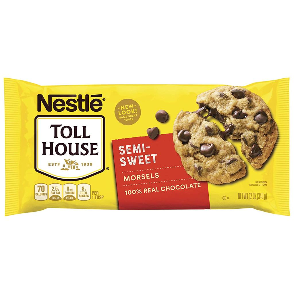Nestle Toll House Semi-Sweet Chocolate Chip Morsels
