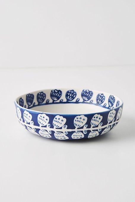 Appetizer bowls at Anthropologie