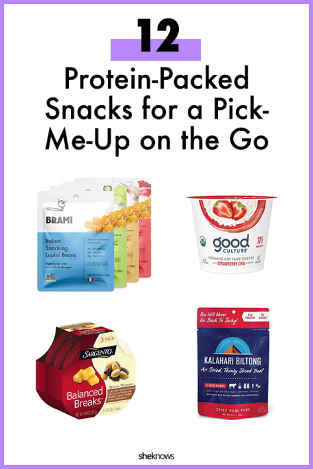 Protein-packed snacks