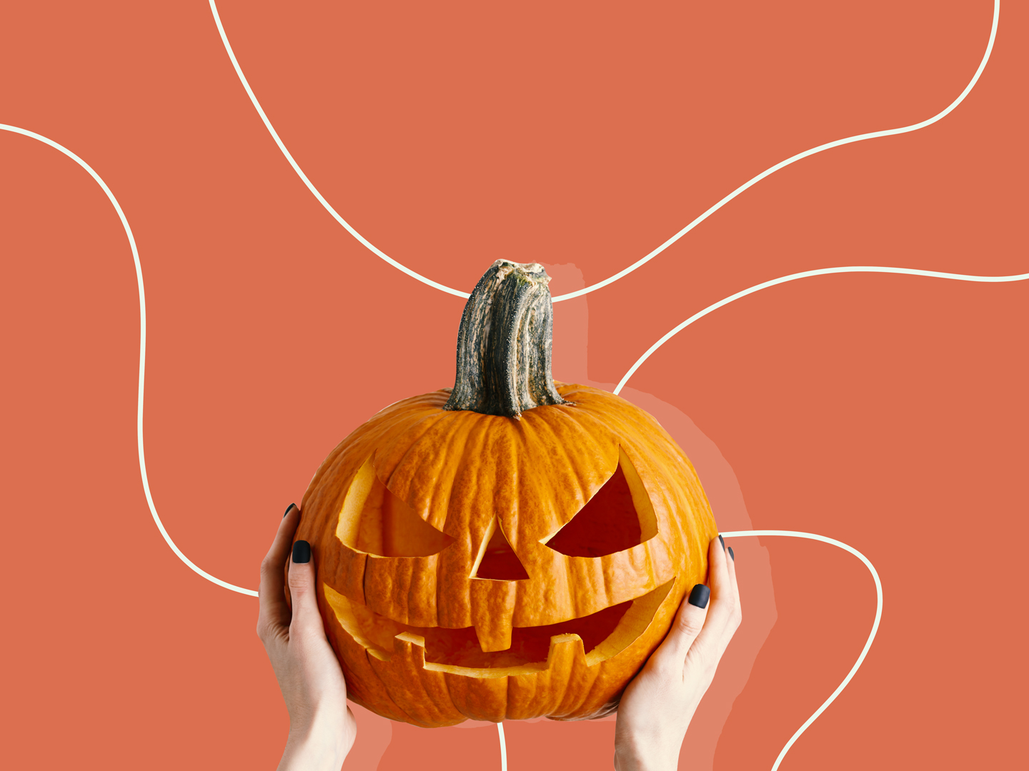 Pumpkin Carving Templates Patterns For Halloween Sheknows