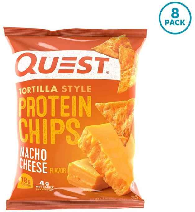 Quest Protein Tortilla-Style Chips