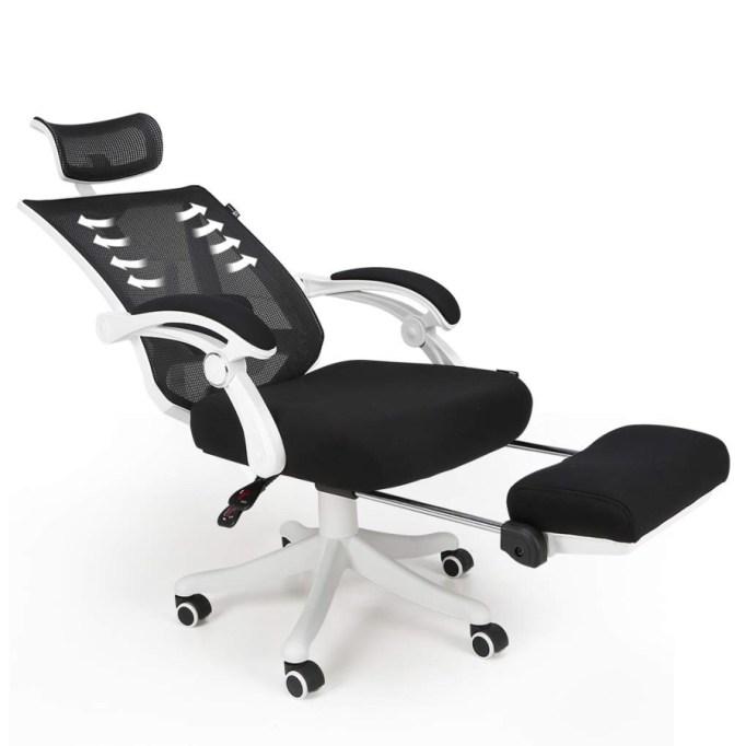 Reclining Office Desk Chair.