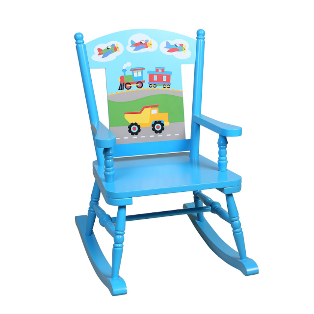 Fantastic The Best Kids Rocking Chairs For Your Childs Bedroom Gmtry Best Dining Table And Chair Ideas Images Gmtryco