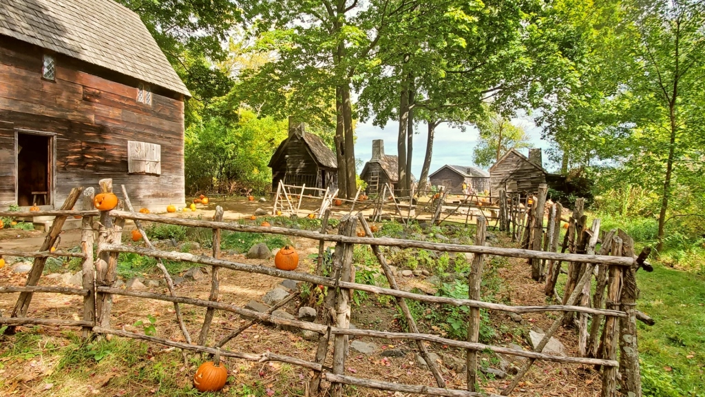 Salem's Pioneer Village.