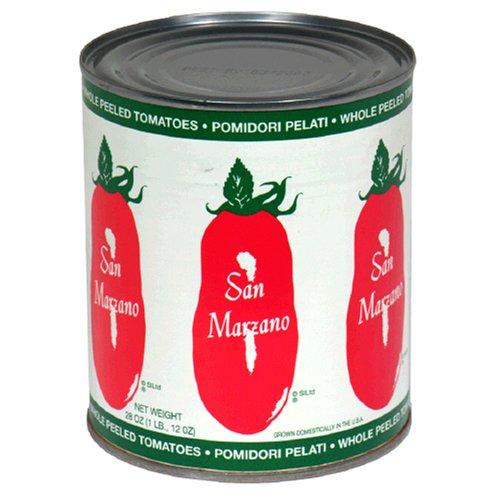 San Marzano, Whole Peeled Tomatoes