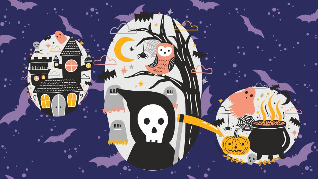 kids scary halloween costume
