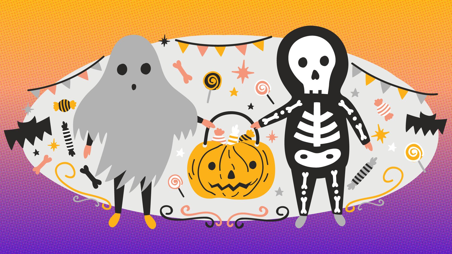 kid scary halloween costume