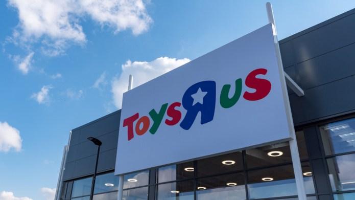 Toys R Us storeToys R Us