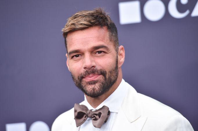 Celebrities Who Wrote Children's Books: Ricky Martin