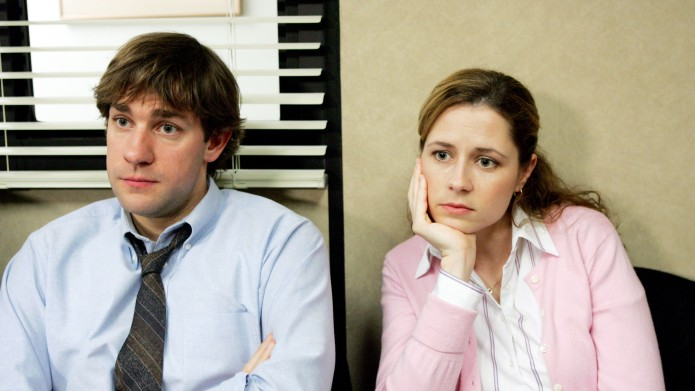Jenna Fischer Sets the Record Straight After Chrissy Teigen Theorizes That Jim & Pam From 'The Office' Are Divorced