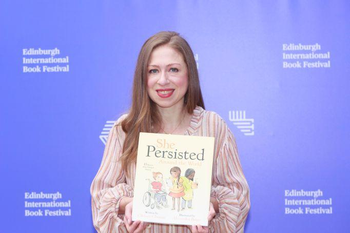 Celebrities Who Wrote Children's Books: Chelsea Clinton