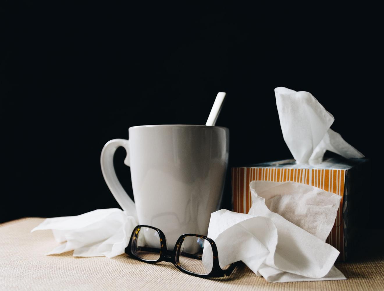 sick day self care advice