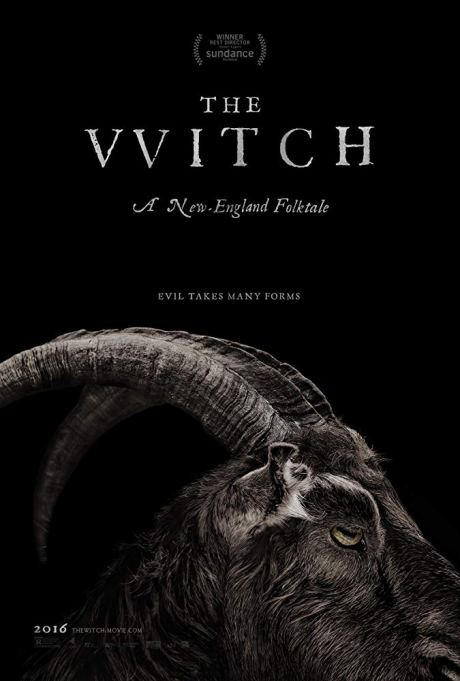 'The Witch' (2015) movie poster.